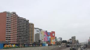 Highway murals