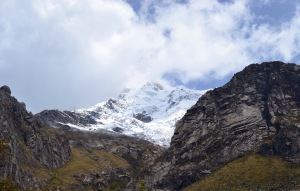 The Cordillera Blancas