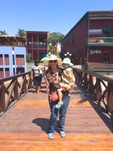 Puente de los Suspiros: Mamaw and Livi