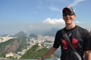 Rio below